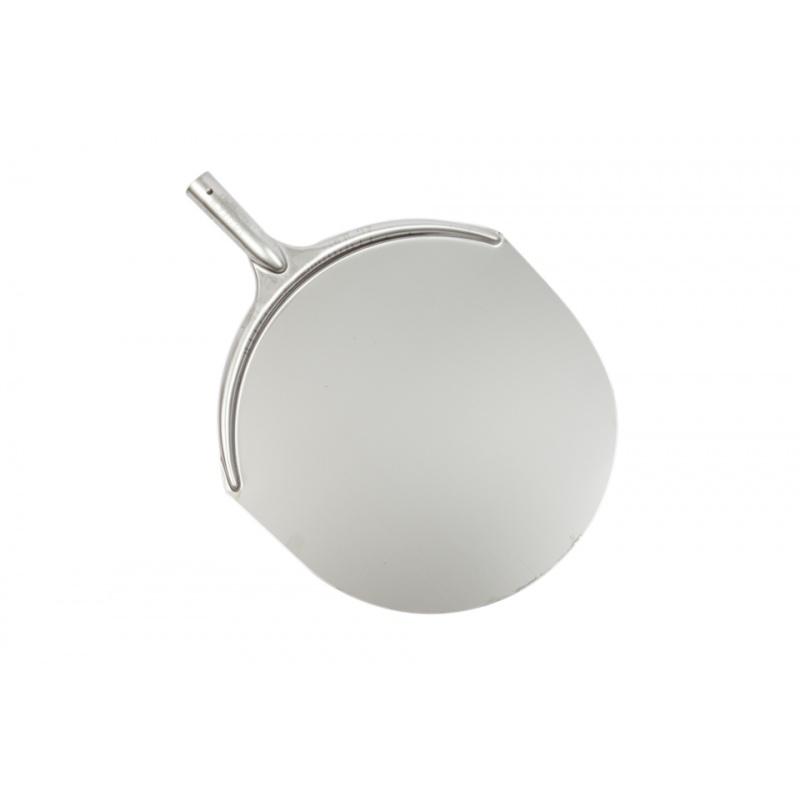 Falci speciale schep RVS rond/ovaal (Ø30cm) inclusief handvat