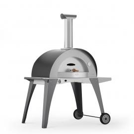 Pizzaoven Domo, gasgestookt