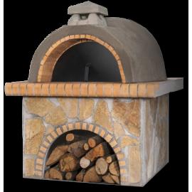 Pizzaoven Sxistolithos Yellow Firebrick Professional