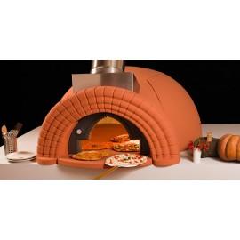 Pizzaoven Special Pizzeria 145 (hout en gasgestookt)
