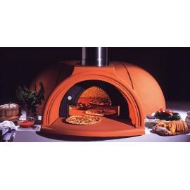 Pizzaoven Special Pizzeria 155 (hout en gasgestookt)