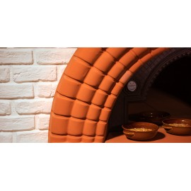 Pizzaoven Special Pizzeria 185 (hout en gasgestookt)