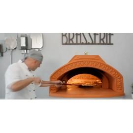 Pizzaoven Al Metro 140 (houtgestookt)
