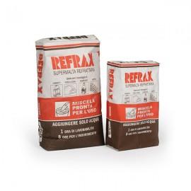 Refrax vuurvaste afwerkcement (5kg)