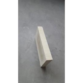 Vuurvaste chamotte steen 220x110x30mm