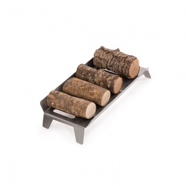 Wood holder Alfa Living 54 cm