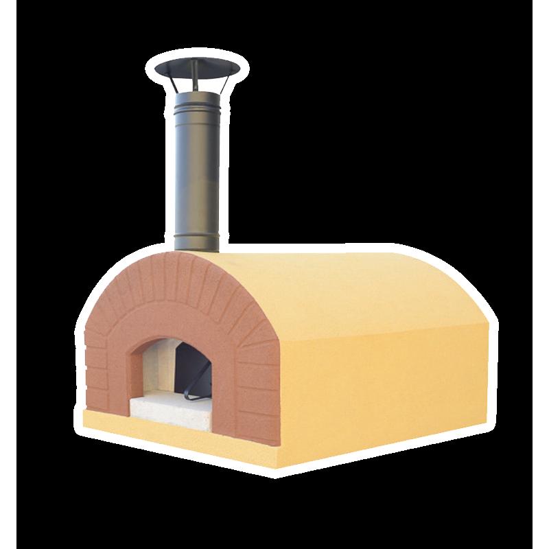Pizzaoven Linosa (geassembleerd en geschilderd)